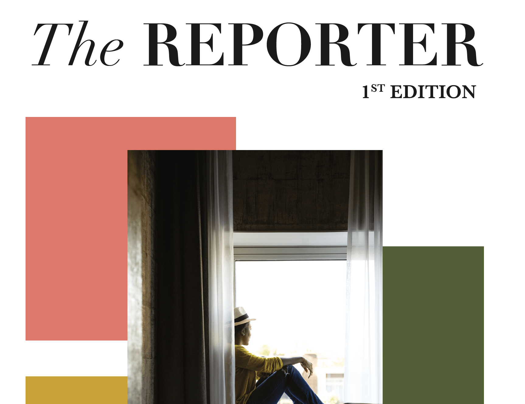 The Reporter 1st edition